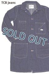 「TCB jeans/TCBジーンズ」タビーズコート【10oz 杢デニム】