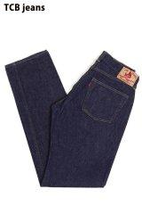 「TCB jeans/TCBジーンズ」TCB jeans 60's【ワンウォッシュ】