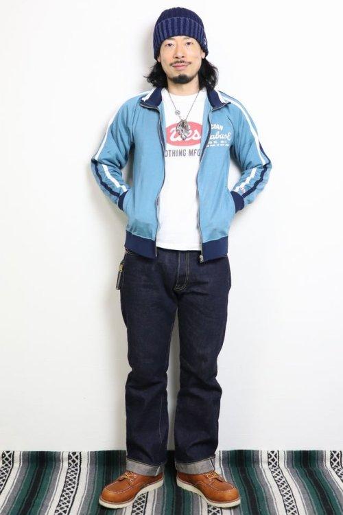 他の写真3: 「UES/ウエス」トラックジャケット【ブルー】